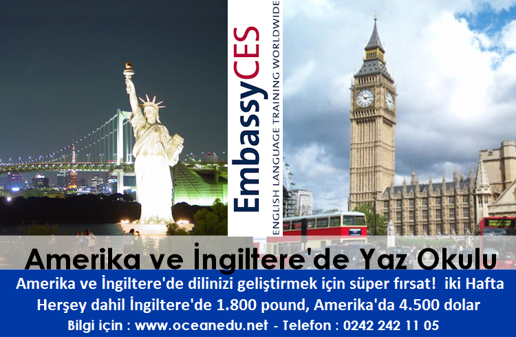 Antalya Yurtdışı Eğitim Danışmanlığı